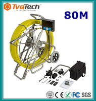80M Industrial Inspection Camera, Digital Inspection Camera, Inspection Camera For Pipe/Drain/Underwater Well