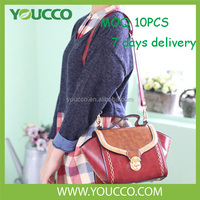 No minimum order very cheap designer children teen fashion polish handbag