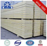 Cold room insulation foam sandwich pu wall panel