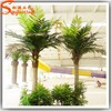 2015 Guangdong wholesale large outdoor artificial fake plastic trees coconut king fruit decorative palm tree
