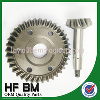 Reverse Gearbox Crown Wheel and Pinion Gear( Bevel Gear) for Three Wheel Motorcycle, Tricycle, Three Wheel Vehicle