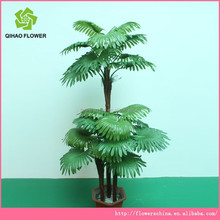 High quality factory price artificial palm leaves outdoor
