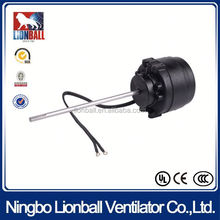 UL approval condensing unit bearing 50w ac iron cooling motor
