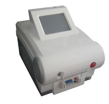 red blood streak removal machine