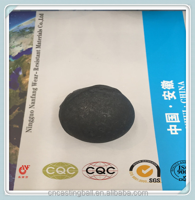30 мм литых мелющих тел мяч с Cr10