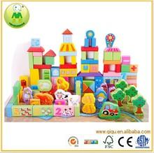 Wooden toys,DIY Buliding Block , Educational toy