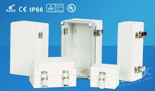 TIBOX control plastic enclosure/plastic junction box din rail ABS enclosure