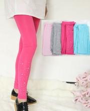 Women's Modal Cotton With Diamond On Legs Pencil Leggings 9095