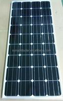 Mono solar panels photovoltaic module 160W