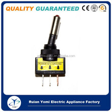 RED LED Toggle Switch On/Off High Quality 12V 20A - Switches