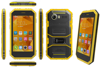 2015 New waterproof cell phone 4.5inch quad core,4g calling rugged smartphone waterproof IP68 Model