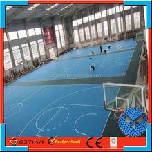 many colors flooring basketballer new arrival