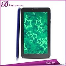 7inch Phone MTK8382 Quad core tablet F0.3mp/R2.0Mp Camera 3G tablet computer