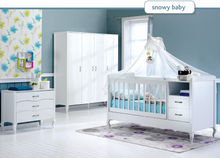 Baby Cradle Snowy