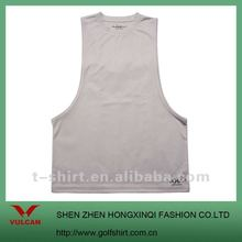 2012 Popular Men's Gray Sleeveless Sport T-shirt