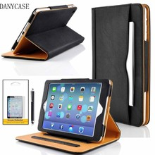 New Arrival Leather Case for Ipad 6 PU Leather Printing Case, Case for Ipad Air 2
