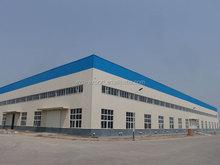 PEB Pre-engineered fabricated steel building/warehouse/workshop,steel parking structure