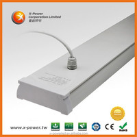 Led light manufacture 60w linkable led tri-proof light fluorescent tube replacement