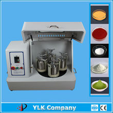 Laboratory applied planetary powder grinding mini mill, lab mini mill