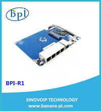 Newest banan pi BPI-R1 Open-source for Smart Home Networking