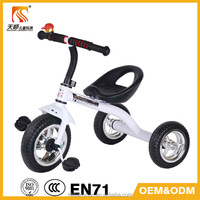 Hot selling Simple baby tricycle 2015 tricycle for children baby tricycle manufacturer in China