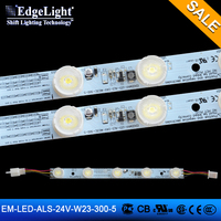 Edgelight 24V high power LED strip Epistar led beads PCB Width 23mm with CE ROHS