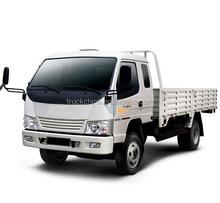 2015 brand new 3 ton JIEFANG 4x2 faw mini van truck