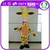 HI CE Giraffe animal plush Mascot Costume-fur Giraffe mascot
