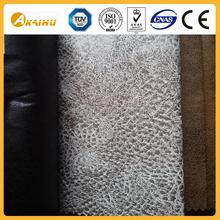 Camurça sintética tecido para o sofá