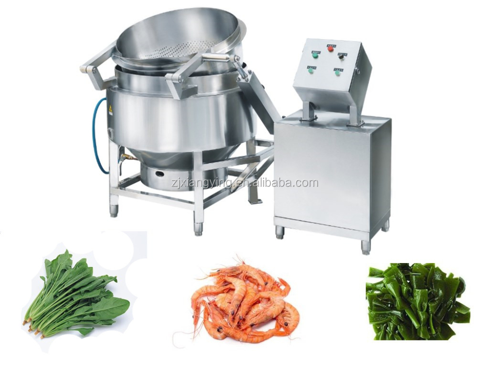 Xypgr 200 commercial food processing equipment boiling for Cuisine commerciale equipement