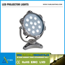 YJX-0023 IP65 PF0.9 high power 12W sunflower crackle projector led flood light
