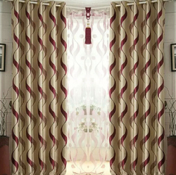 high-grade finished curtain shower curtain