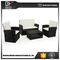 economical cube garden rattan furniture