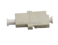 LC Type Multi Mode Simplex Fiber Optic Adapter for Network Cable