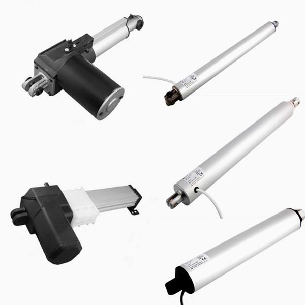 24vdc Permanent Magnet Motor Drive Linear Push Pull