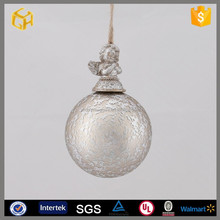 Our most popular christmas glass ball crafts stick angel, home decoration