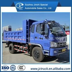 Foton 5ton tipper dump truck Europ IV, high quality best price