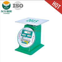 Pallet price dial scale 200kg electronic price computing scale
