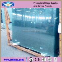China Large Tempered Glass Panel Price