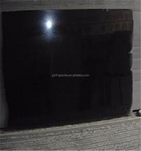 natural stone polished china absolute black granite price