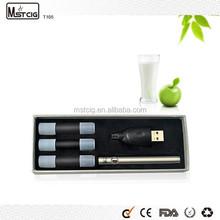T105 Global Hot Sale E Cigarette, Oil Refill Pen Electronic Cigarette China, Electronic Cigarette Attachment Wholesale