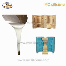 High Quality Liquid Resin Mould silicone Rubber Rtv2/Mould Making Liquid Silicone/MC silicone