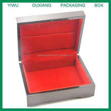 hot sale luxury golden play cards box