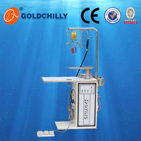 easy doing clothes stain removal spray gun dry cleaning equipment