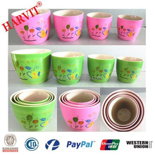 Cheap Flower pot for Home Garden/ Hot Terracotta Pots Wholesale/ China manufactory and sell to Singapore/ Ceramic Plant Pot