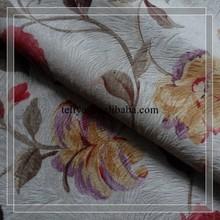 flower design fabric painting