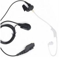 hot selling two way radio bone conduction earpiece microphone