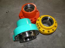 Excavator cylinder manufacturer,honed tube/ piston rod /cylinder spare parts