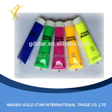 2016 Promotion neon Super Bright UV face body paint