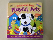 white card children book